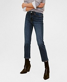 Crop Slim-Fit Grace Jeans
