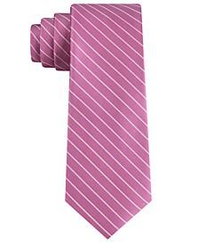 Men's Thin Stripe Tie