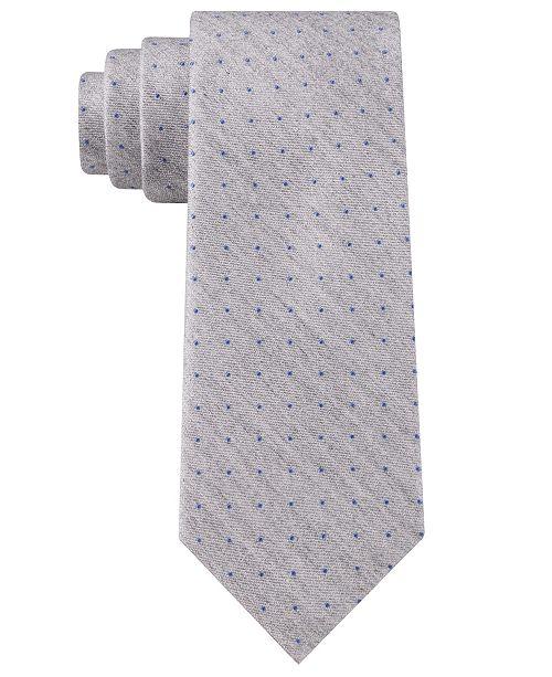 Calvin Klein Men's Micro-Dot Tie