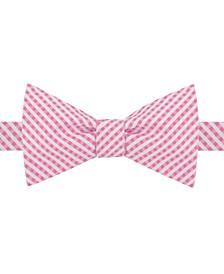 Men's Rockaway Gingham Bow Tie