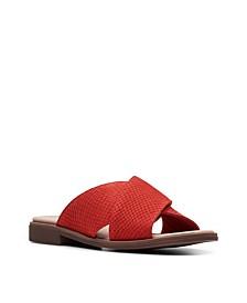 Collection Women's Declan Ivy Flat Sandals