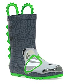 Little Boys Jurassic Jake Rain Boot
