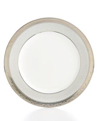 Dinnerware, Odessa Platinum Salad Plate