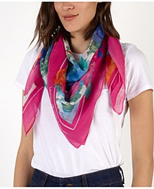 Seraphina Lightweight Square Scarf