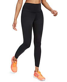 Yoga Ruched High-Waist Leggings
