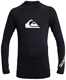 Big Boys All Time Long Sleeve Rash Guard Shirt