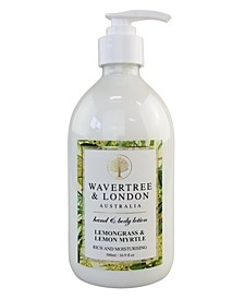 Lemongrass and Lemon Myrtle Lotion, 16.9 fl.oz