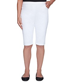 Classics Allure Stretch Bermuda Shorts