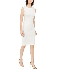 Waves Sheath Dress