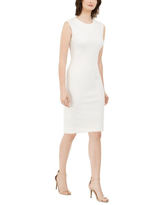 Natori Waves Sheath Dress