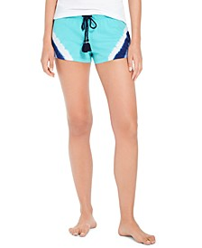 Cotton Printed Pajama Shorts, Created for Macy's