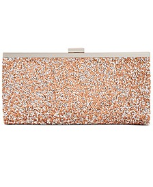 INC Lexy Minaudiere Clutch, Created for Macy's