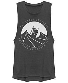 DC Batman The Caped Crusader Festival Muscle Women's Tank