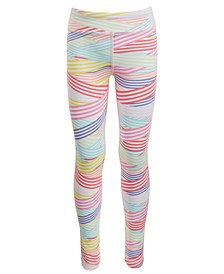 Little Girls Printed Legging, Created for Macy's