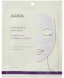 Purifying Mud Sheet Mask, 0.63-oz.
