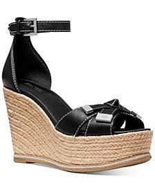 Ripley Wedge Sandals