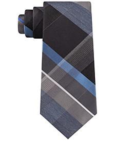 Men's Crosswalk Plaid Tie