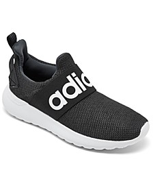 Big Boys' Lite Racer Adapt Slip-On Casual Athletic Sneakers from Finish Line