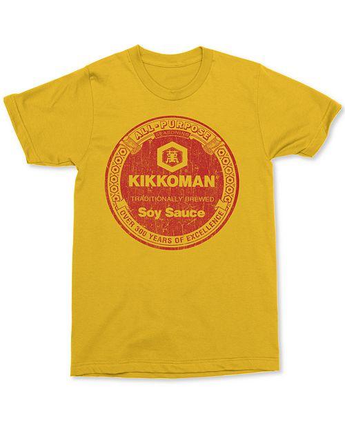 Changes Kikkoman Soy Sauce Men's Graphic T-Shirt