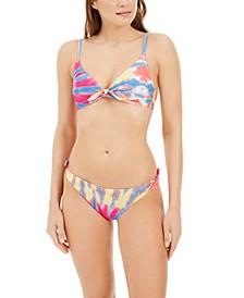 Tie-Dye Bikini Top & Hipster Bottoms