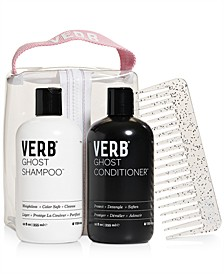 4-Pc. Ghost Shampoo & Conditioner Set