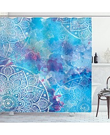Mandala Shower Curtain