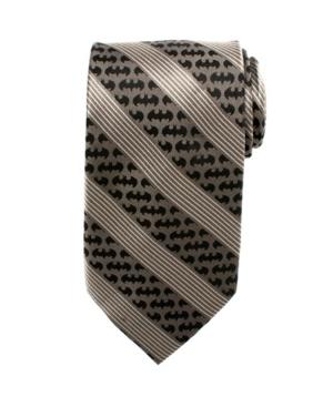 Batman Pinstripe Men's Tie