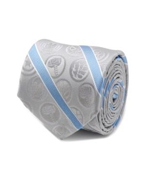 Comics Stripe Men's Tie