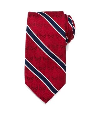 Spider-Man Stripe Men's Tie