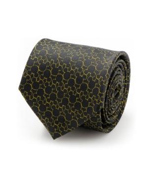 Mickey's 90th Anniversary Compact Silhouette Men's Tie
