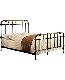 Carlsten Metal Eastern King Bed