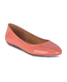 Women's Marlo Patent Flat Shoes