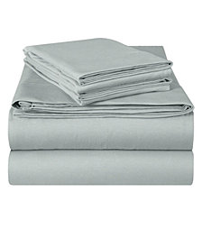EnvioHome Jersey Sheet Set- Full