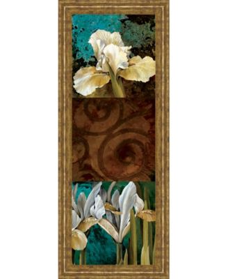 From My Garden Il by Linda Thompson Framed Print Wall Art - 18