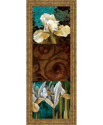 From My Garden I by Linda Thompson Framed Print Wall Art - 18