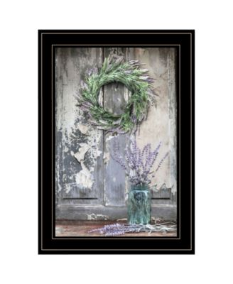 Sweet Memories by Lori Deiter, Ready to hang Framed Print, Black Frame, 15