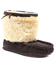 Women's Moccasin Booties