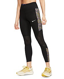Women's Icon Clash Running Leggings