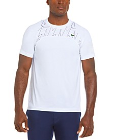 Men's SPORT Novak Djokovic Colorblocked Off Court T-Shirt