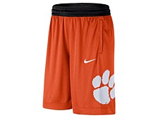 Men's Clemson Tigers Dri-Fit Taped Shorts