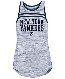 New York Yankees Women's Space Dye Tank