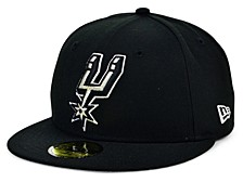 San Antonio Spurs The Circle Patch 59FIFTY-FITTED Cap