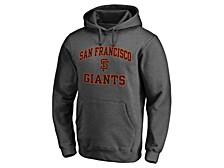 San Francisco Giants Men's Rookie Heart & Soul Hoodie
