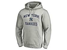 New York Yankees Men's Rookie Heart & Soul Hoodie