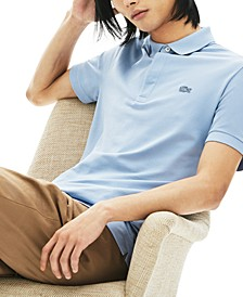 Men's Regular Fit Stretch Cotton Paris Polo Shirt