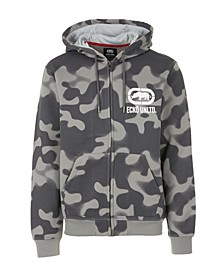 Men's 2 Color Camo Zip Up Hoodie