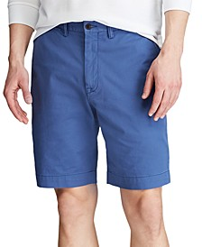 "Men's Classic Fit 9.25"" Chino Shorts"
