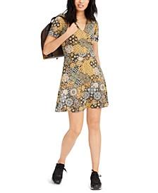 Tile Patchwork Dress