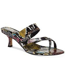 Women's Moentha Kitten-Heel Dress Sandals