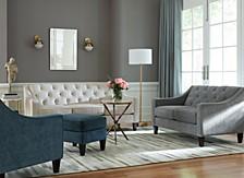 Chloe II Fabric Sofa Collection, Created for Macy's